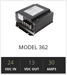 SEC Model 362 Stepdown Converter