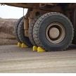 Checkers MC3011 Wheel Chocks For Heavy Equipment