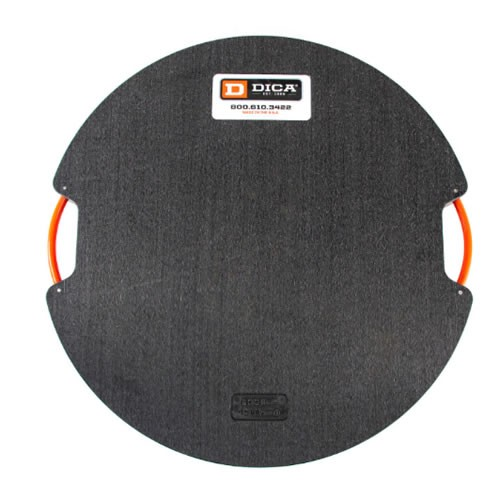 DICA DR30-2 Heavy Duty Round Outrigger Pad