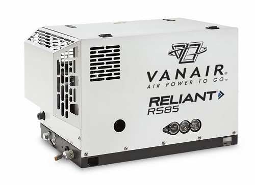 Vanair RS85 Air Compressor