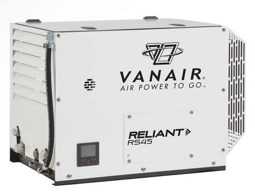 Vanair RS45 Hydraulic Drive Rotary Screw Air Compressor