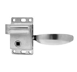 Compartment Latch - Zinc Plated - Left-Hand