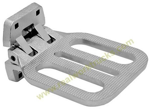 Folding Step - Heavy Duty Grab - Large