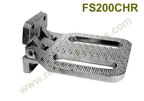 Folding Step For Trucks and Rescue Vehicles
